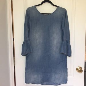 Cloth & Stone Chambray Dress